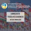 Simpósio de Direito Internacional